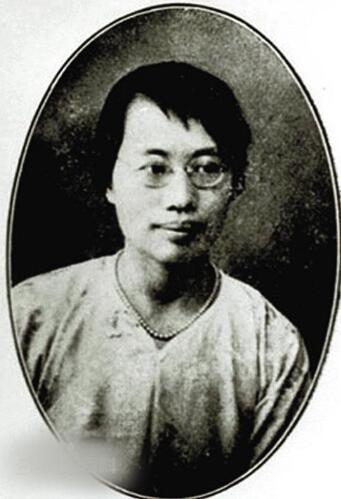 """中国首位女教授陈衡哲 祖籍湖南""""衡山陈氏"""