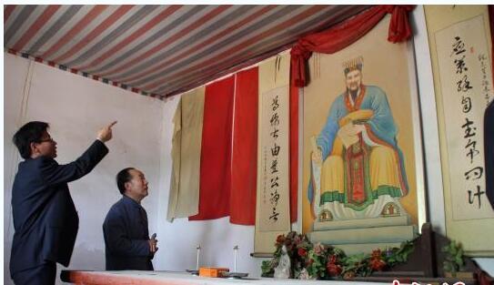 董子文化研讨会在河北景县举办