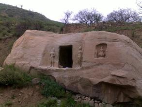 渠县贾家寨发现神奇古遗址