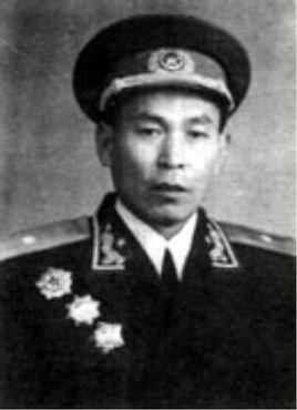 新中国开国少将
