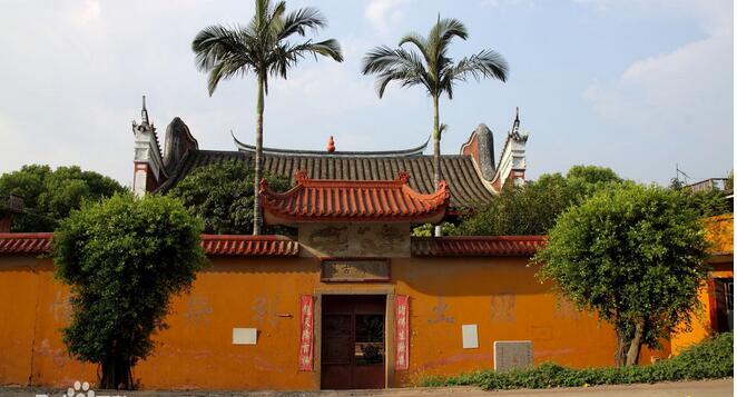 福州梁厝村的千年古刹——龙瑞寺