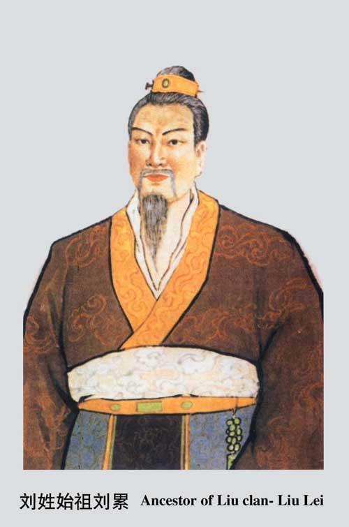 刘氏始祖——刘累