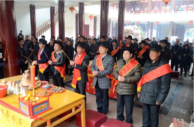 浙江苍南·卢家屿文化礼堂