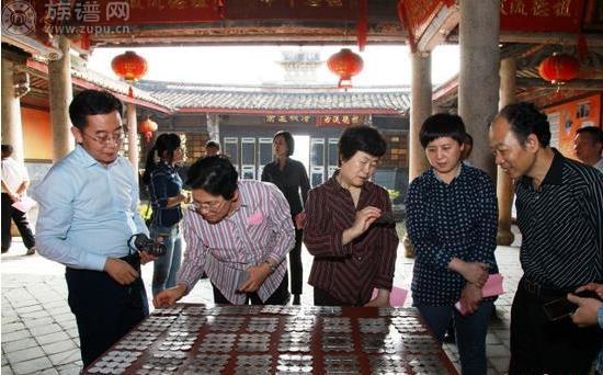 近日,上杭迎来了非遗保护中心领导考察龙岩