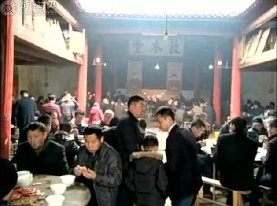 范氏宗亲会成立大会大年初一在吉安县范氏宗祠敦本堂隆重举行