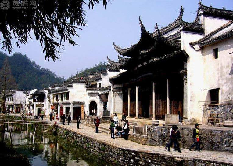黄绩溪是胡姓最重要的聚居地之一当地千年不衰的望族