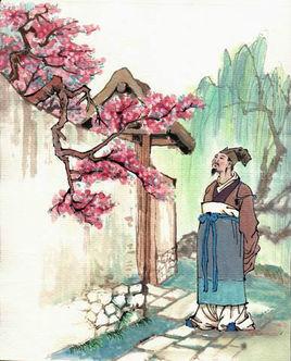 南宋著名诗人——叶绍翁