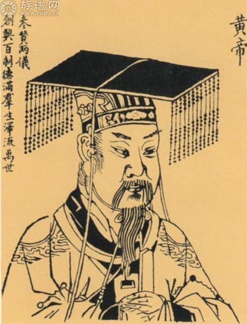 黄帝与中华姓氏文化