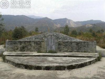 先祖坟墓指的是那一代逝去先人的坟墓